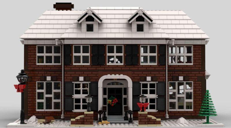 LEGO Ideas home alone fan design resized featured