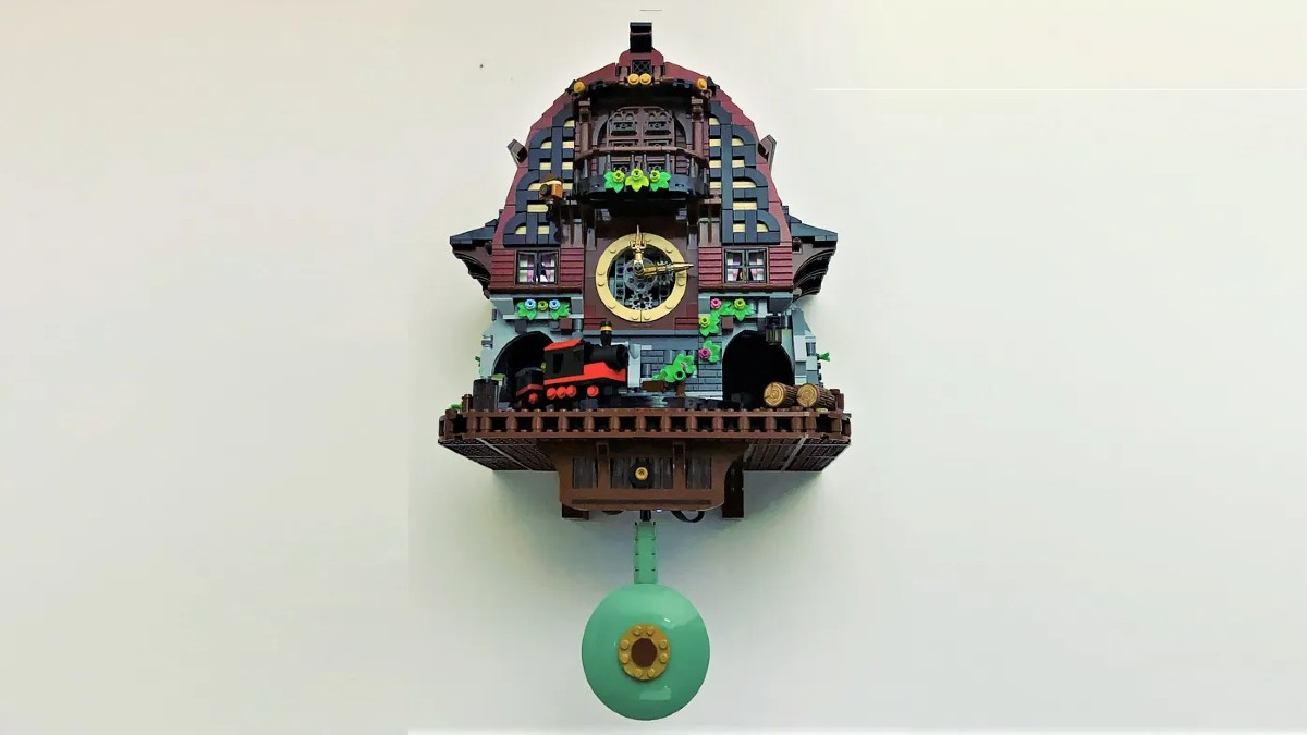 LEGO Ideas House Of Time Featured