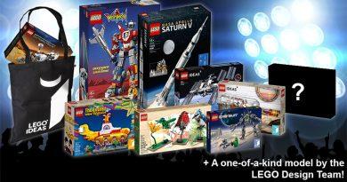 LEGO Ideas music contest