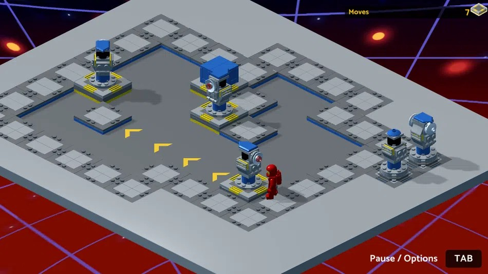 LEGO Ideas Photon Debugger