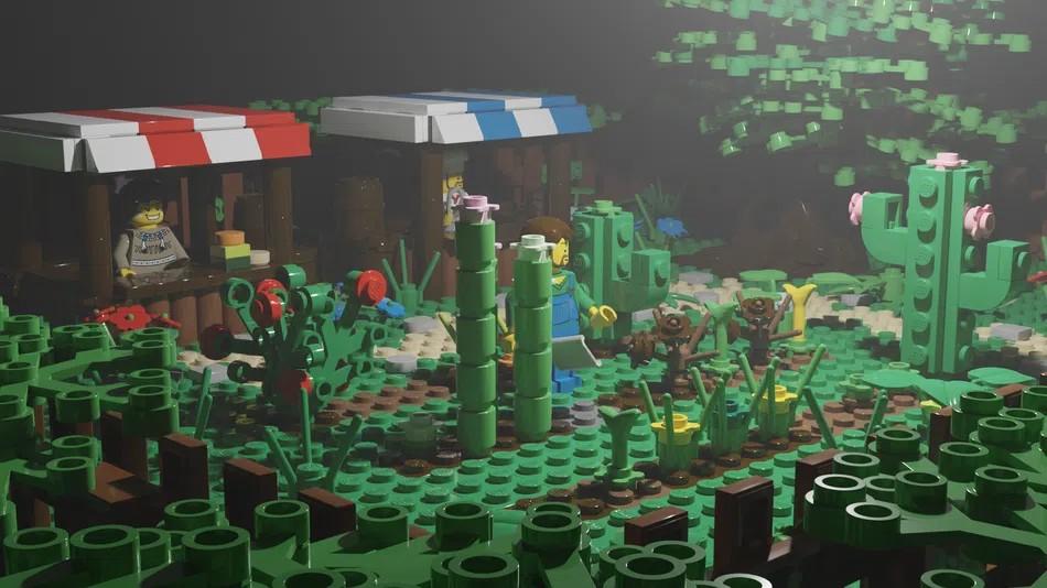 LEGO Ideas Regrow The World