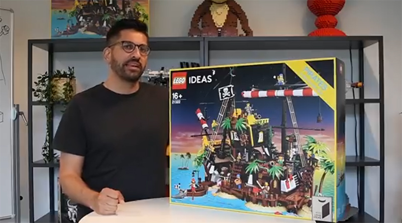 LEGO Ideas Review Preview Featured
