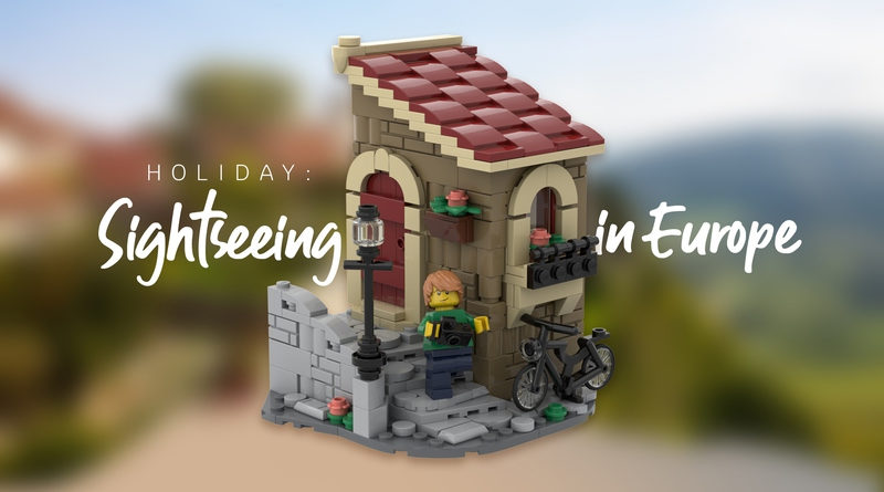 LEGO Ideas Sightseeing Europe Featured 800x445