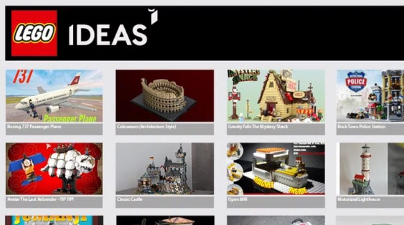 LEGO Ideas third 2020 review featured