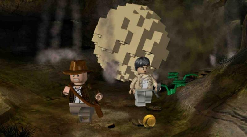 LEGO Indiana Jones Boulder chase featured