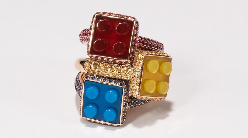 LEGO Inspires Jewellry Featured