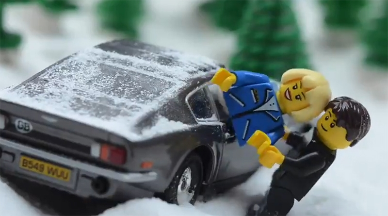 LEGO James Bond The Living Daylights Featured