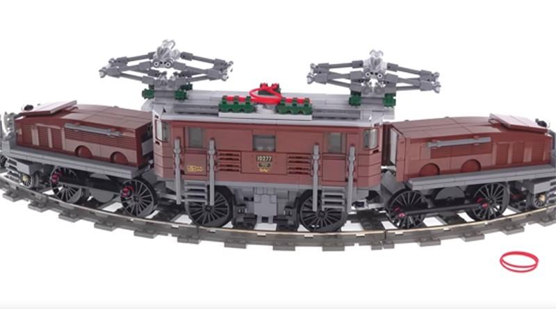 LEGO Jangbricks Crocloco