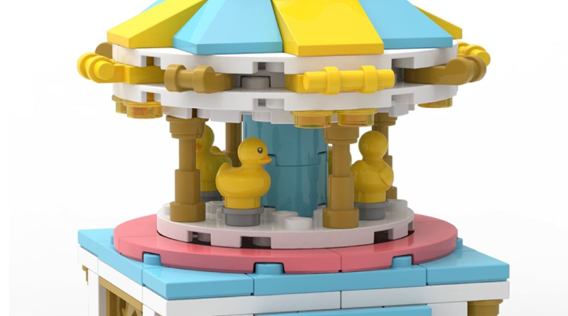 LEGO Japan Carousel Featured
