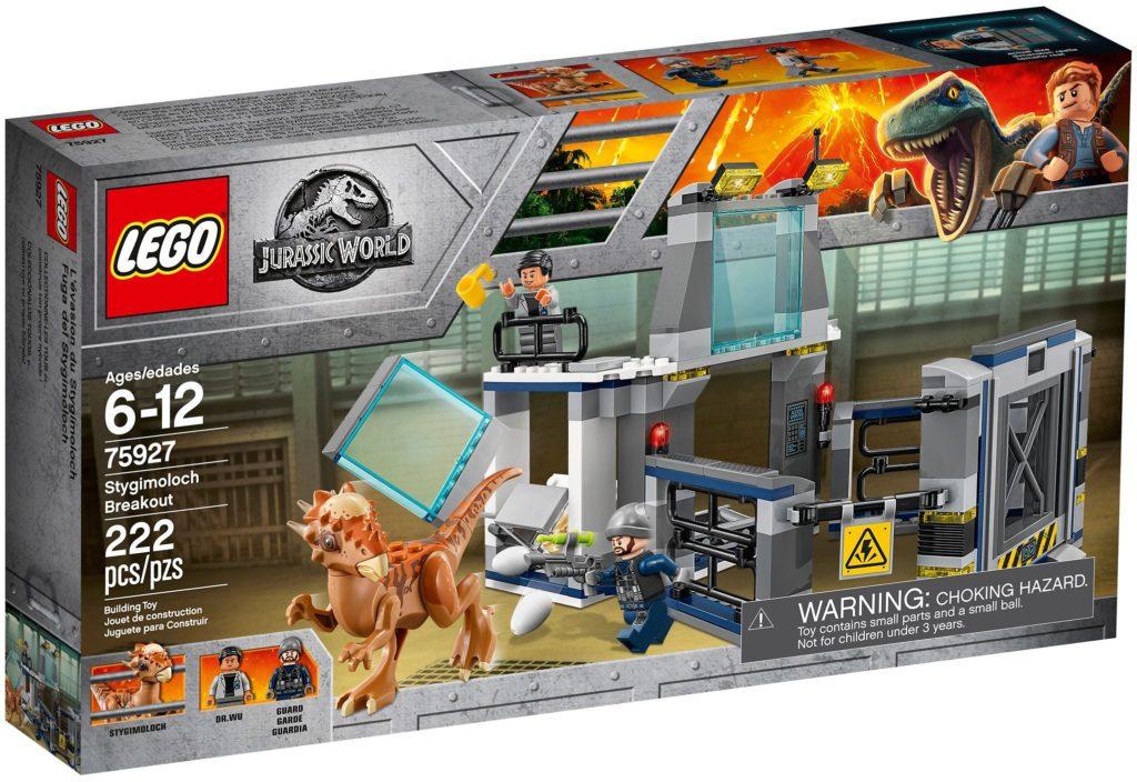 LEGO Jurassic World 75927 Stygimoloch Breakout Box 1