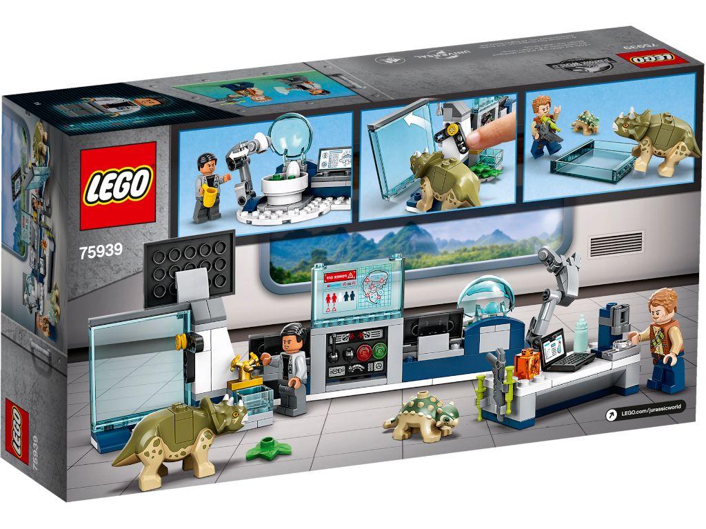 LEGO Jurassic World 75939 Dr Wus Lab Baby Dinosaur Breakout 2