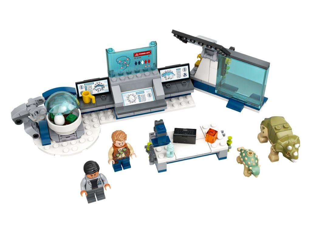 LEGO Jurassic World 75939 Dr Wus Lab Baby Dinosaur Breakout 3