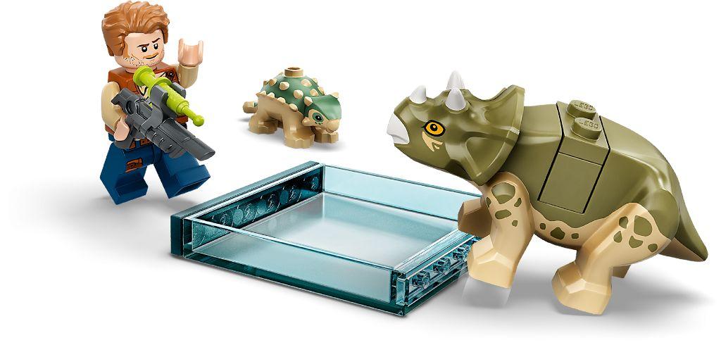 LEGO Jurassic World 75939 Dr Wus Lab Baby Dinosaur Breakout 8