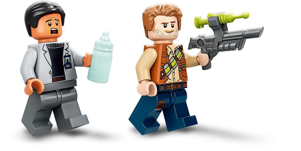 LEGO Jurassic World 75939 Dr Wus Lab Baby Dinosaur Breakout 9