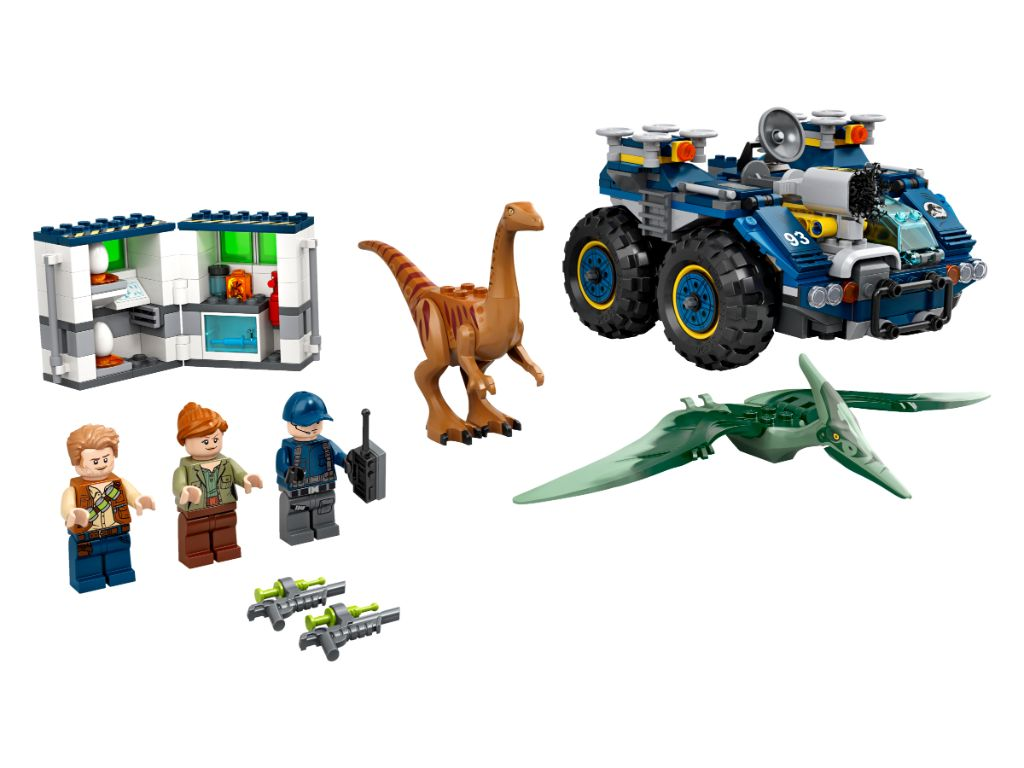 LEGO Jurassic World 75940 Gallimimus And Pteranodon Breakout 3