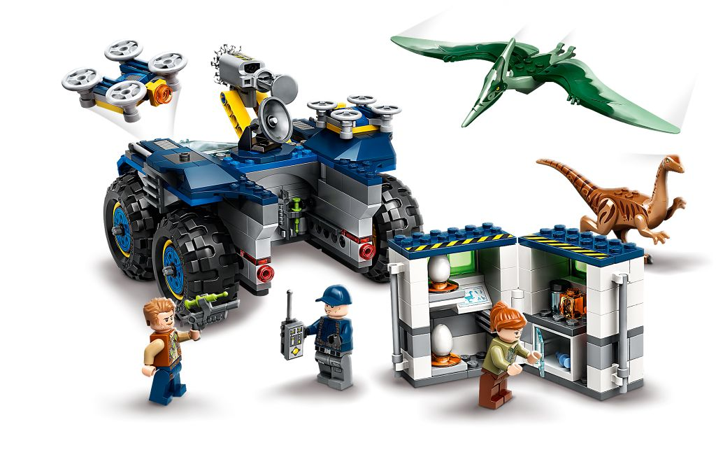 LEGO Jurassic World 75940 Gallimimus And Pteranodon Breakout 5