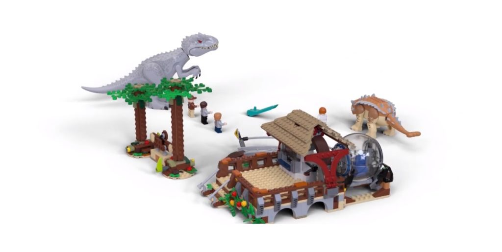 LEGO Jurassic World 75941 Gyrosphere Ride 2