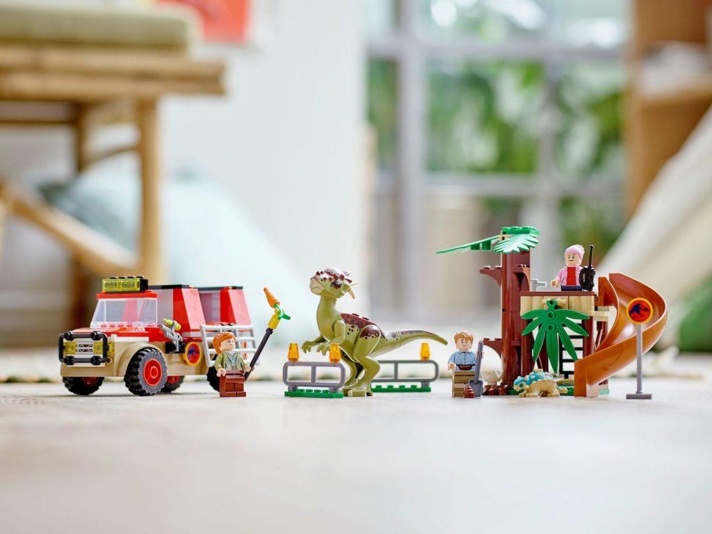 LEGO Jurassic World 76939 Stygimoloch Dinosaur Escape 6