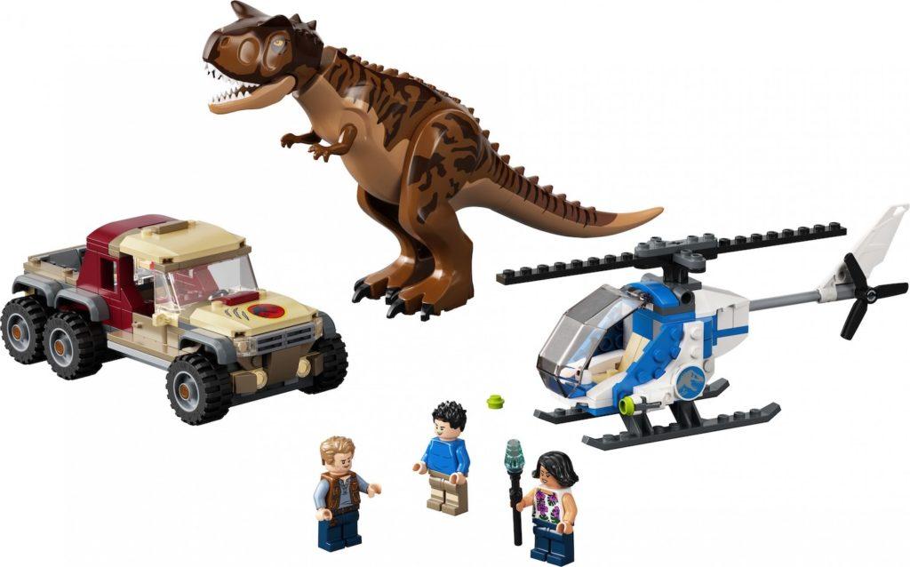 LEGO Jurassic World 76941 Carnotaurus Dinosaur Chase 3