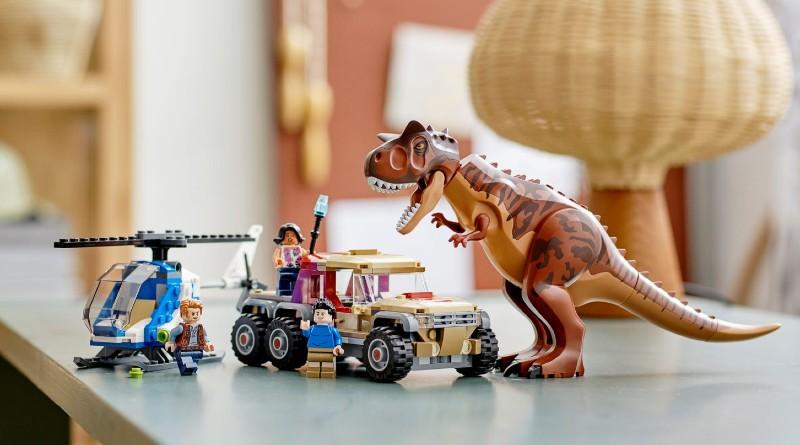 LEGO Jurassic World 76941 Lifestyle Featured