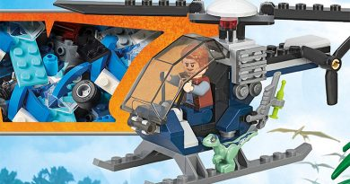 LEGO Build Your Own Adventure book