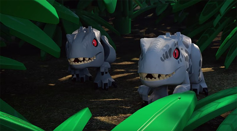 LEGO Jurassic World Double Trouble Featured