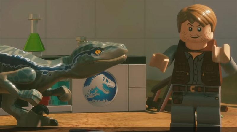LEGO Jurassic World coronavirus featured