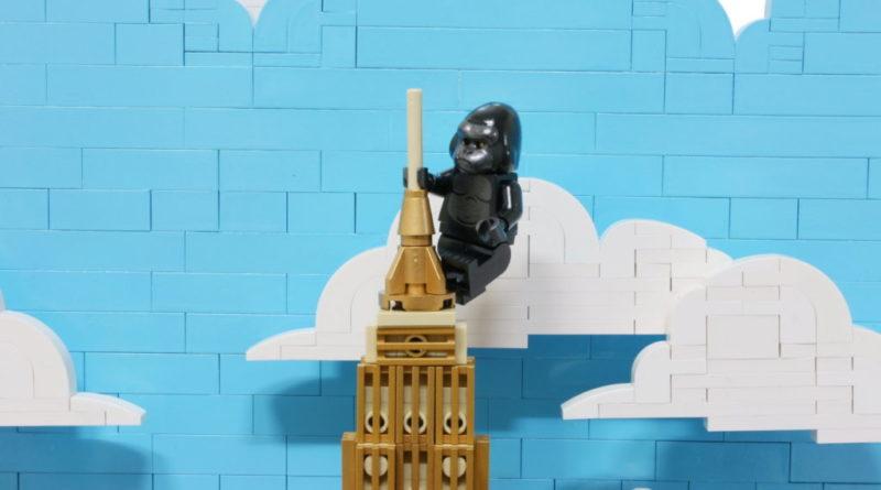 LEGO King Kong 800x445