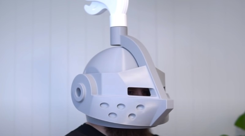 LEGO Knight Helmet Featured