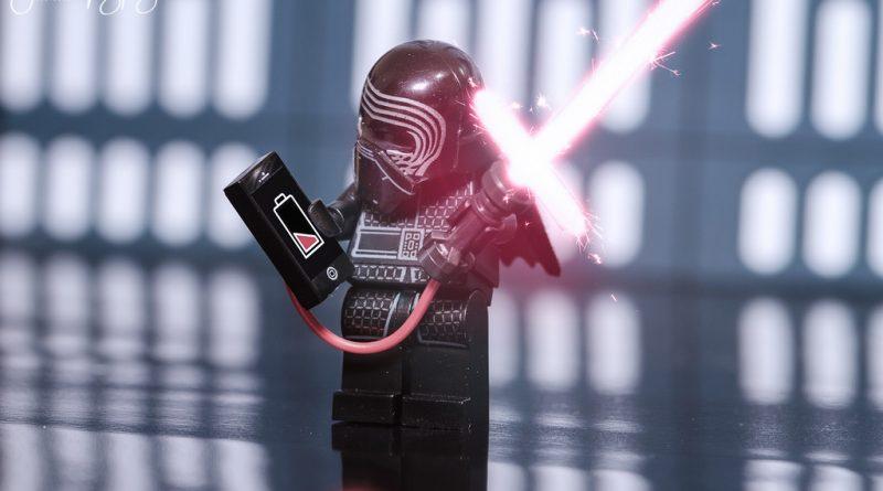 LEGO Kylo Battery