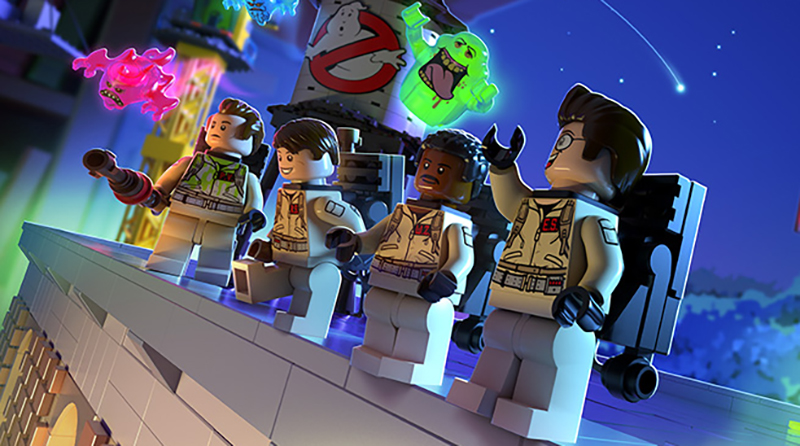 LEGO LEgacy Heroes Unboxed Ghostbustersfeatured