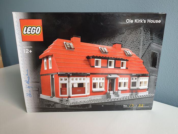 LEGO LIT2009 Ole Kirks House Catawiki 1