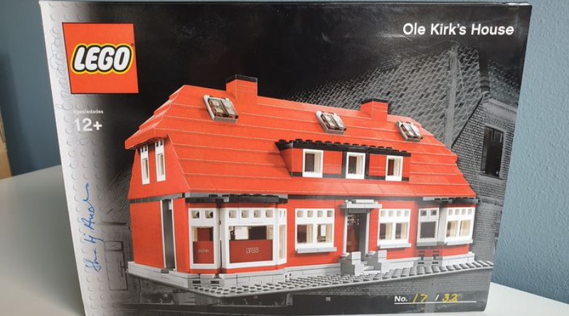 LEGO LIT2009 Ole Kirks House Catawiki Featured