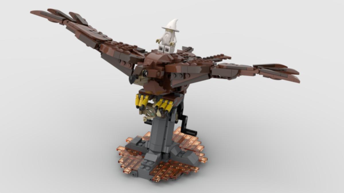 LEGO LOTR Eagle