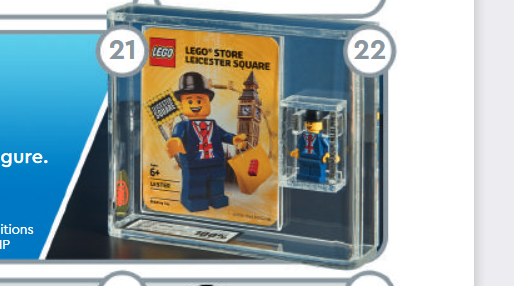 LEGO Lester Sweepstake Featured