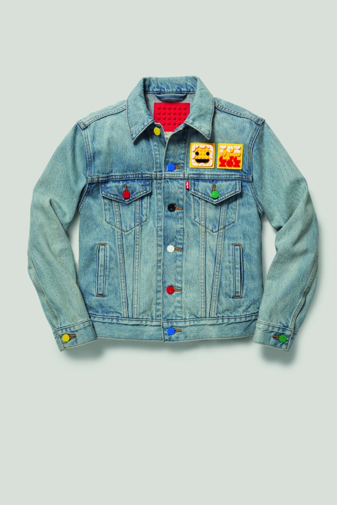 LEGO Levis Announcement 31