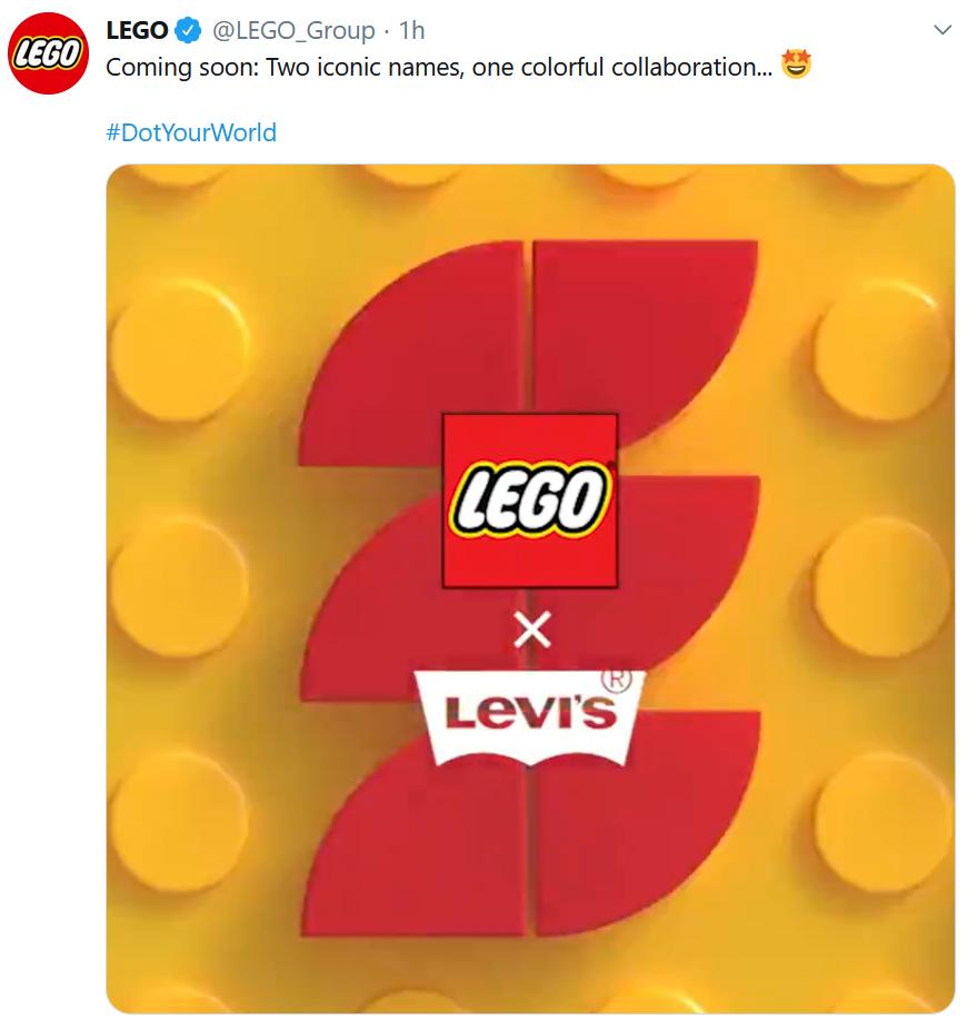 LEGO Levis