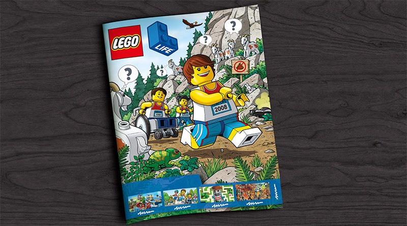LEGO Life Magazine Featured 800x445