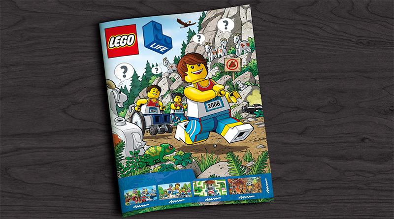 LEGO Life Magazine Featured