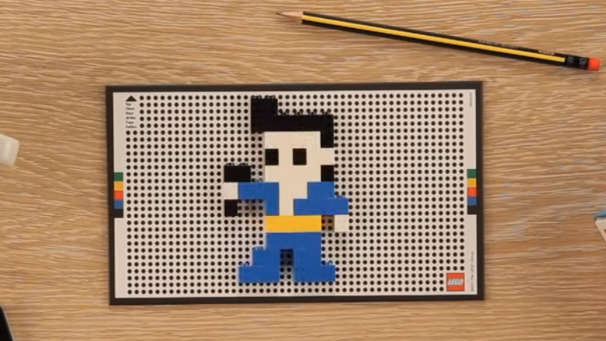 LEGO Life Of George Bits N Bricks
