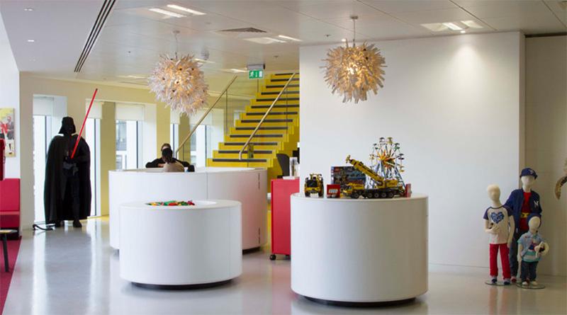 LEGO London Hub