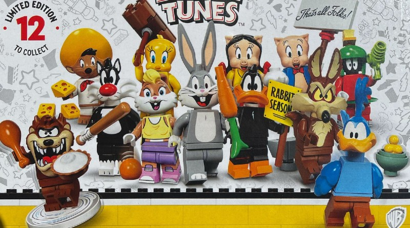 LEGO Looney Tunes Collectible Minifigures Series Featured