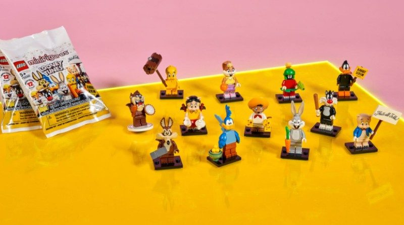 LEGO Looney Tunes lifestyle featured