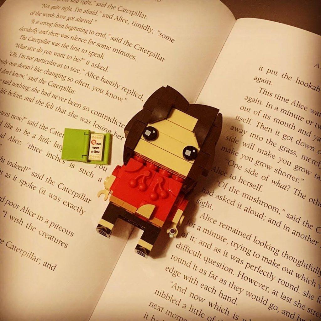 LEGO MASTERS Amy Corbett BrickHeadz 2