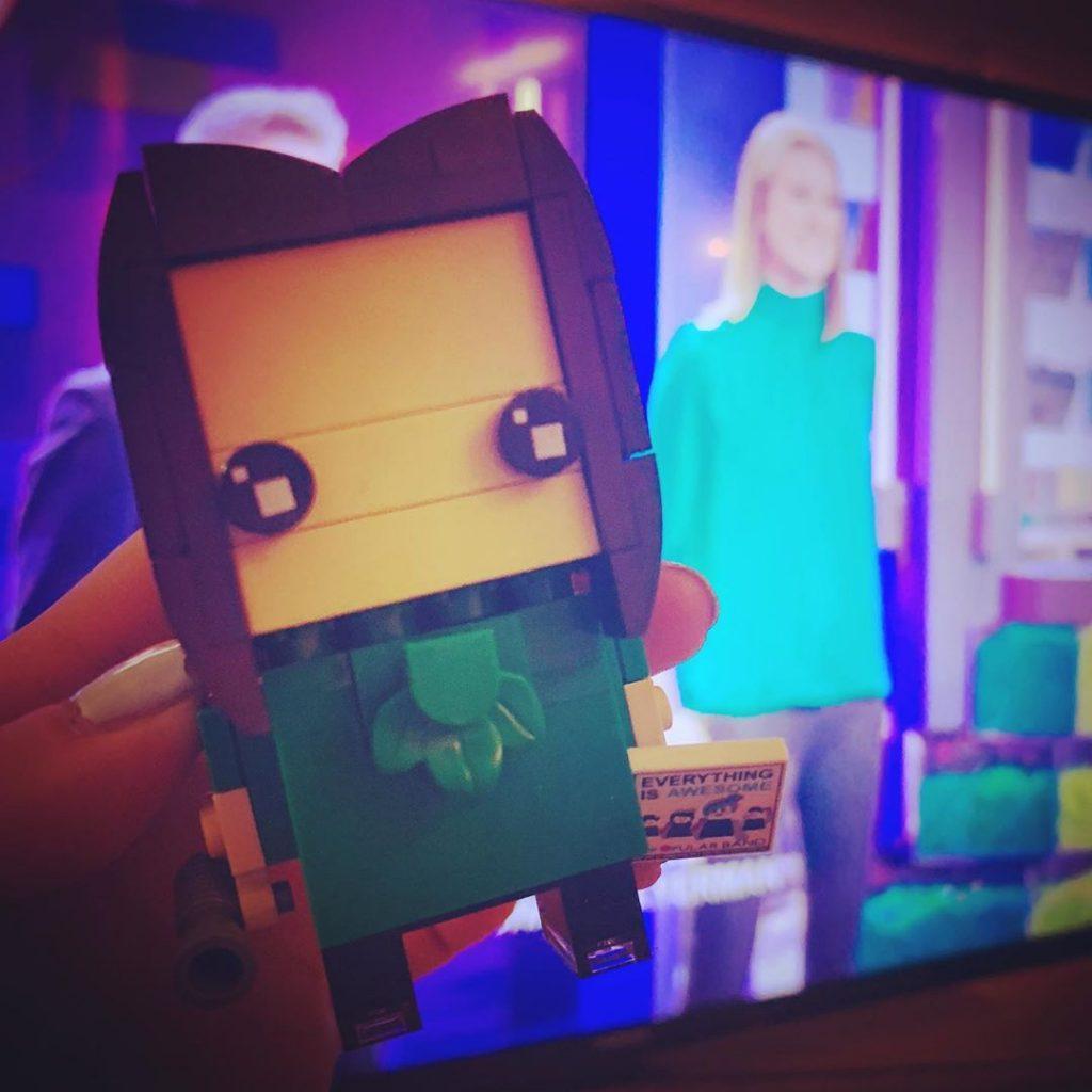 LEGO MASTERS Amy Corbett BrickHeadz 4