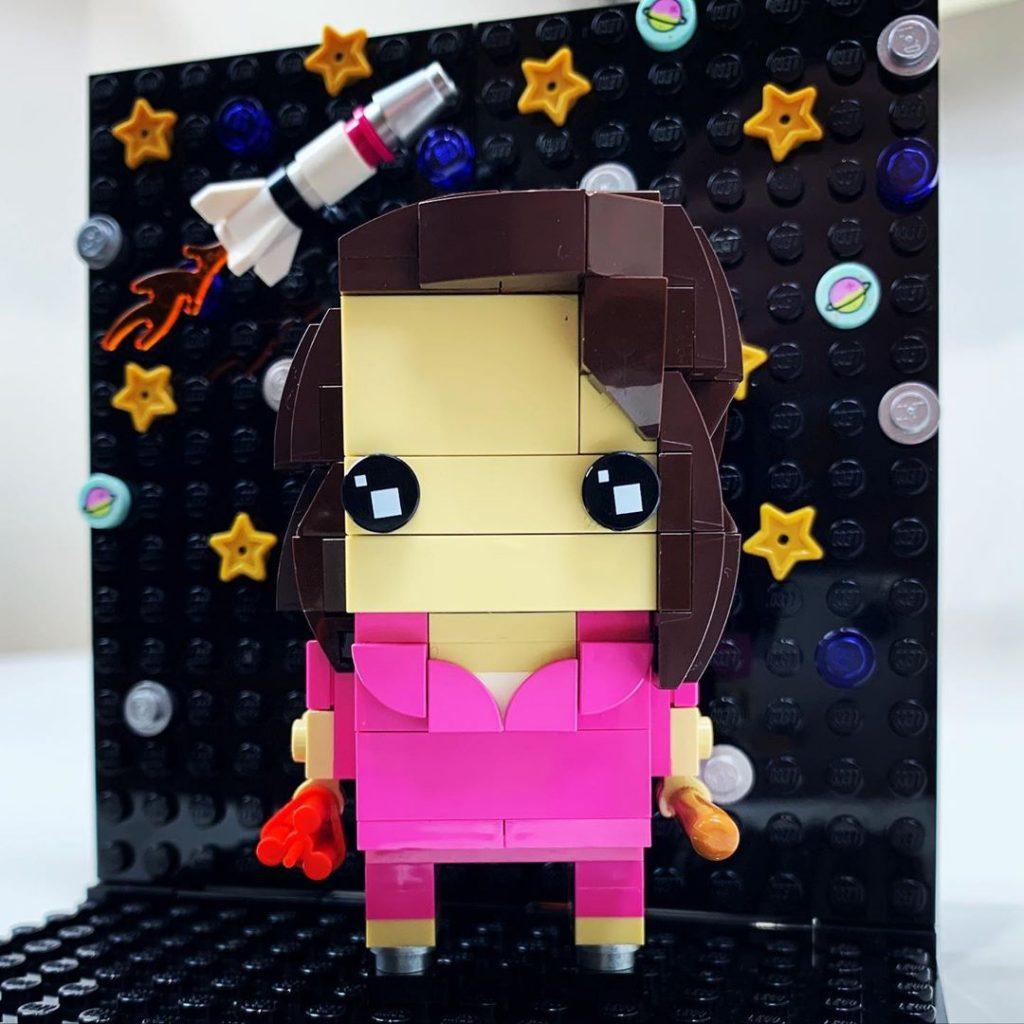LEGO MASTERS Amy Corbett BrickHeadz 6