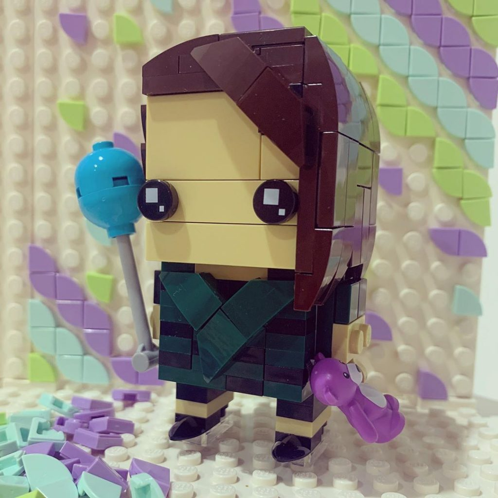 LEGO MASTERS Amy Corbett BrickHeadz 7