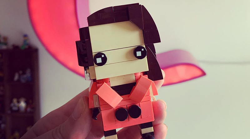 LEGO MASTERS Amy Corbett BrickHeadz Featured