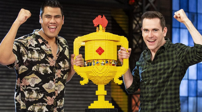 LEGO MASTERS Australia winners
