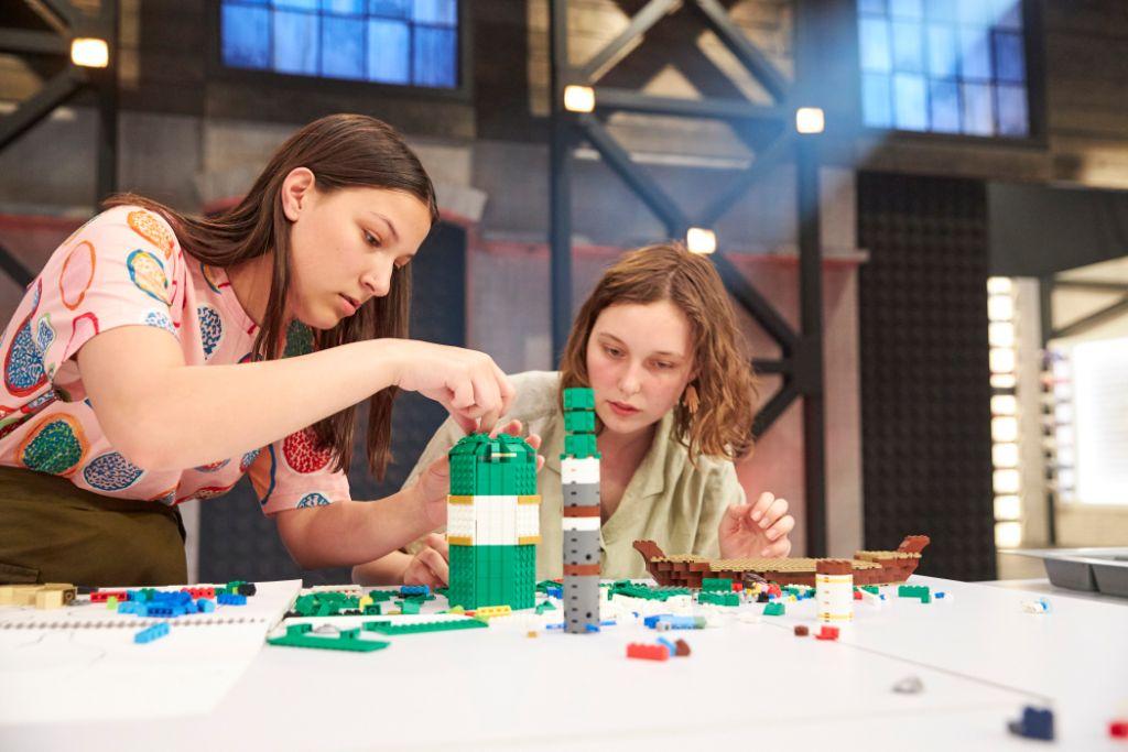 LEGO MASTERS Australia Season 2 Episode 1 1